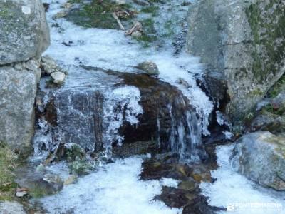 Calzada Romana - Fuenfría-Cercedilla; club senderismo alicante parque nacional de madrid parque nac